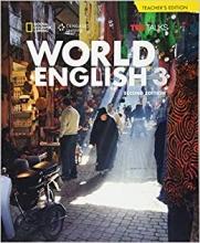 کتاب معلم World English 2nd 3 Teachers Book
