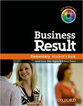 کتاب Business Result Elementary Student's Book