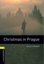 کتاب داستان  آکسفورد بوک وارمز وان کریسمس این پراجه Oxford Bookworms 1 Christmas in Prague