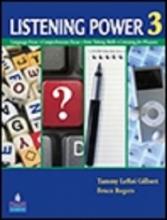 کتاب  لیستنینگ پاور Listening Power 3+CD