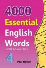 کتاب 4000Essential English Words Book 4 with Answer Key