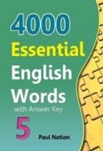 کتاب 4000Essential English Words Book 5 with Answer Key