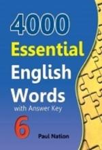 کتاب 4000Essential English Words, Book 6 with Answer Key