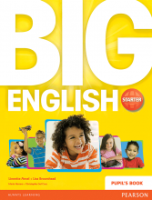 کتاب Big English StarterSB+WB+CD+DVD