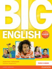 کتاب بیگ انگلیش استارتر Big English StarterSB+WB+CD+DVD