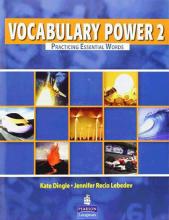 کتاب  Vocabulary Power 2
