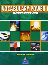کتاب  Vocabulary Power 1