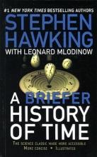 کتاب A Briefer History of Time
