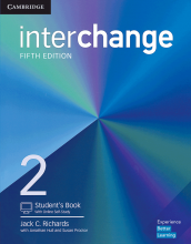 کتاب Interchange 5th 2 SB+WB+CD - Digest Size