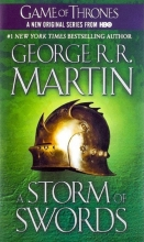 کتاب A Storm of Swords - A Song of Ice and Fire 3