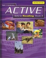 کتاب ACTIVE Skills for Reading 2+CD