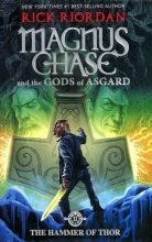 کتاب Magnus Chase The Hammer of Thor