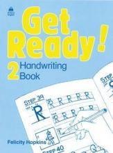 کتاب Get Ready 2 Handwriting