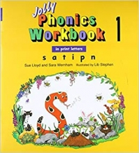 کتاب Jolly Phonics 1 Workbooks