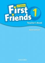 کتاب معلم First Friends 2nd 1 Teachers Book