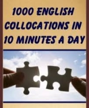 کتاب زبان 1000English Collocations in 10 minutes a day
