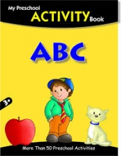 کتاب My Preschool Activity Books-ABC