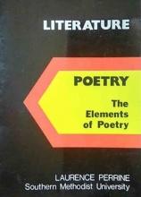 کتاب The Elements of Poetry Literature 2