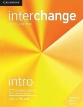 کتاب Interchange 5th Intro SB+WB+CD وزیری