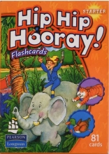 کتاب Flash Cards Hip Hip Hooray Starter