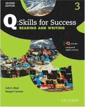 کتاب Q Skills for Success 2nd 3 Reading and Writing+CD