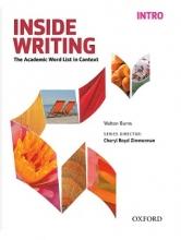 کتاب اینساید رایتینگ Inside Writing Intro
