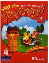 کتاب Flash Cards Hip Hip Hooray 1 2nd