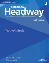 کتاب معلم American Headway 3rd 3 Teachers book