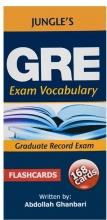 کتاب Flash Cards GRE Exam Vocabulary