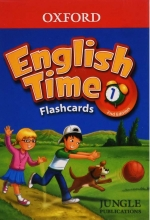 کتاب Flash Cards English Time 1 2nd