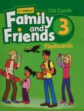 کتاب Flash Cards Family and Friends 3 2nd