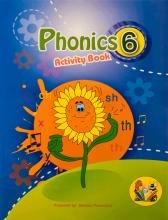 کتاب phonics 6 Activity Book