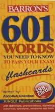 کتاب Flash Cards 601Words You Need to Know