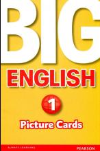کتاب Flash Cards Big English 1