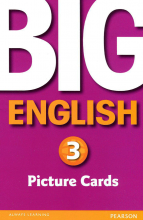 کتاب Flash Cards Big English 3