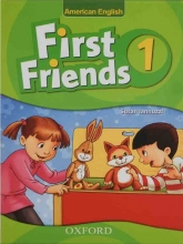 کتاب Flash Cards American First Friends 1