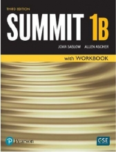 کتاب Summit 3rd 1B SB+WB+CD
