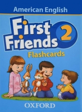کتاب Flash Cards American First Friends 2
