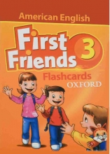 کتاب Flash Cards American First Friends 3