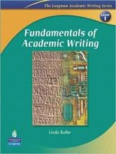 کتاب فاندامنتالس اف اکادمیک رایتینگ Fundamentals of Academic Writing