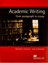 کتاب Academic Writing from paragraph to essay