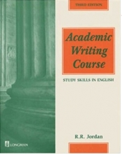 کتاب Academic Writing Course