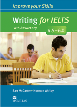 کتاب Improve Your Skills Writing for IELTS 4.5-6.0
