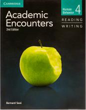 کتاب Academic Encounters 2nd 4 Reading and Writing
