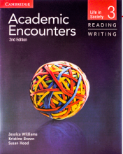 کتاب Academic Encounters 2nd 3 Reading and Writing