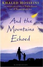 کتاب And the Mountains Echoed