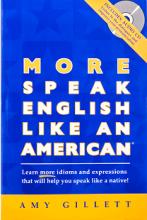 کتاب بیشتر انگلیسی را مثل یک آمریکایی صحبت کنید+CDگلشن