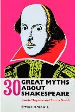 کتاب 30Great Myths about Shakespeare