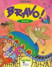 کتاب Bravo Starter pupils Book