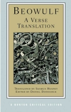 کتاب Beowulf - Heanly - Norton Critical